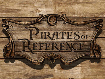 Pirates of Reference